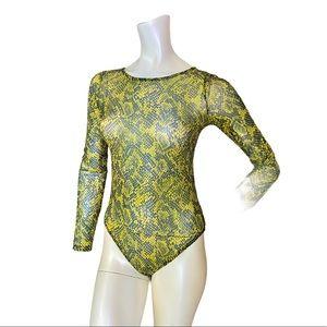 H&M bodysuit size S